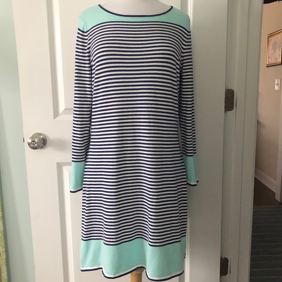 1cd902fad64 Sail to Sable Dresses | Sts Striped Knit Shift Dress | Poshmark